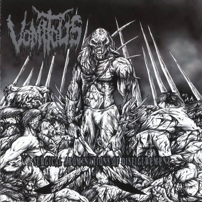 Image of Vomitous - Surgical abominations of disfigurement