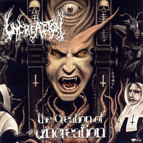 Image of Uncreation - The creation of uncreation