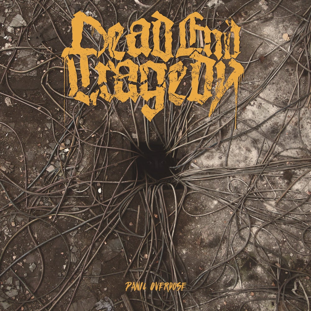 Image of Dead End Tragedy - Panic Overdose CD