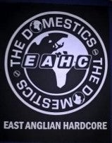 Image of NEW!!! THE DOMESTICS E.A.H.C. CLOTH BACKPATCH