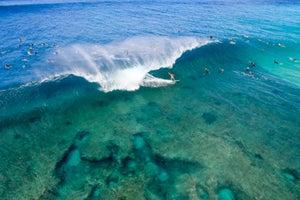 Image of Print - Pipe Reef