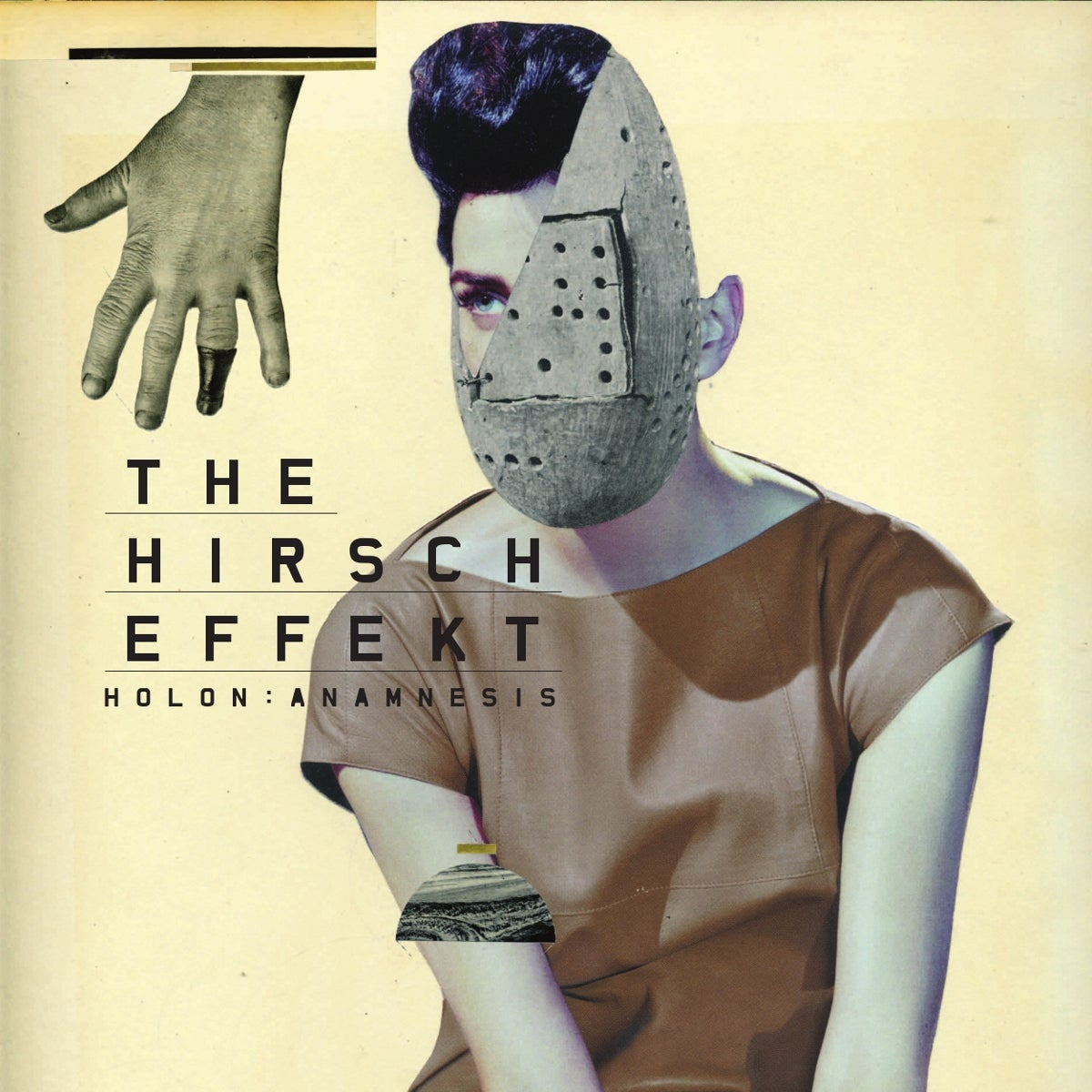 "Image of The Hirsch Effekt ""Holon: Anamnesis"" CD+DVD"
