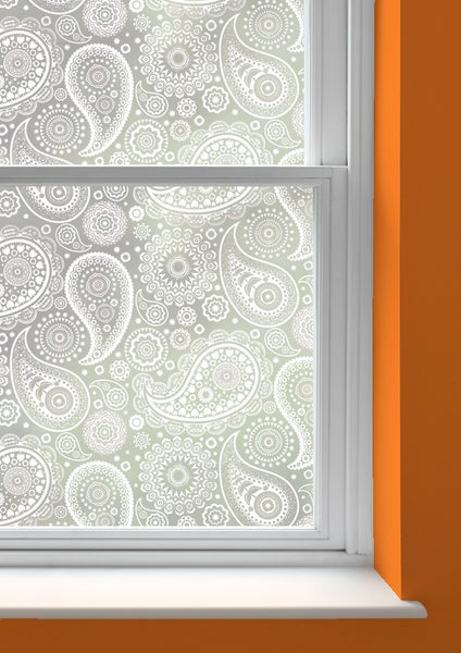 Image of Paisley Crescent Window Film