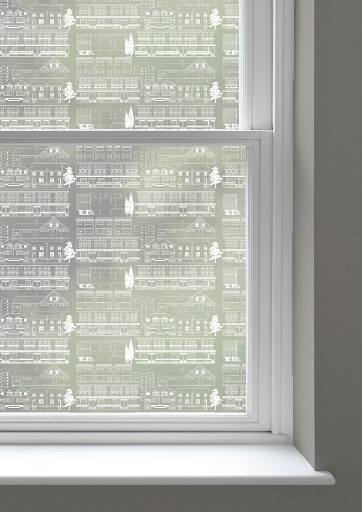 Image of Town Window Film