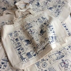 Image of Jessie Chorley the shop bag