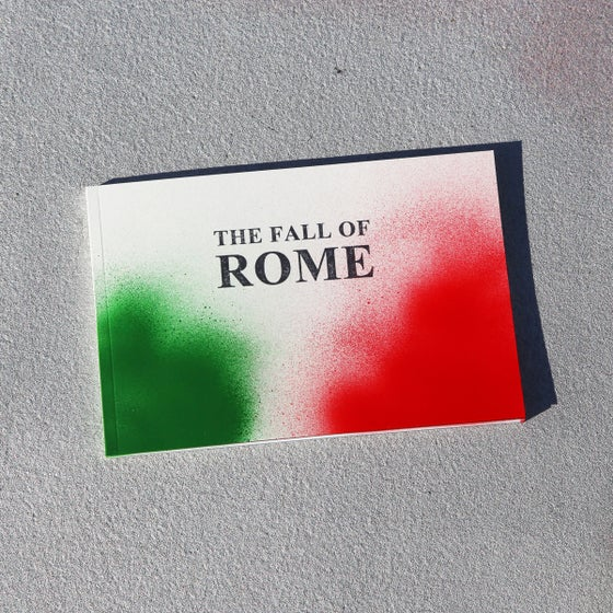 Image of LAST COPY! The Fall of Rome