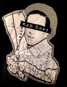 Image of T-Shirt: Ausländer Black (Red Dons)