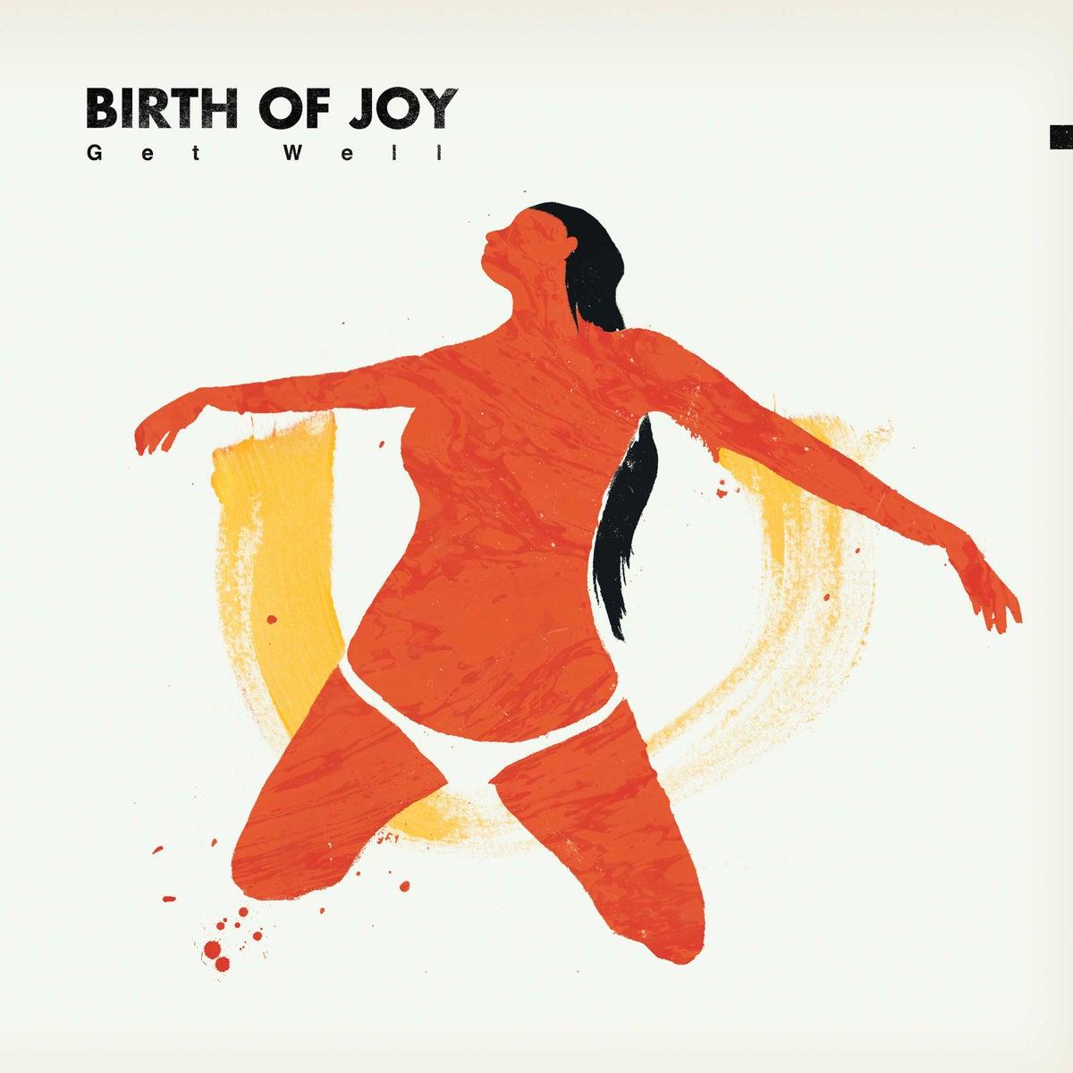 "Image of Birth Of Joy ""Get Well"" CD"