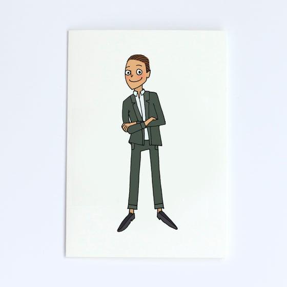 Image of Boy Card 2