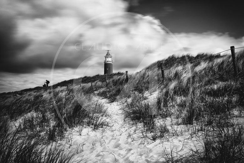 Image of De Cocksdorp, Lighthouse - 30*45cm