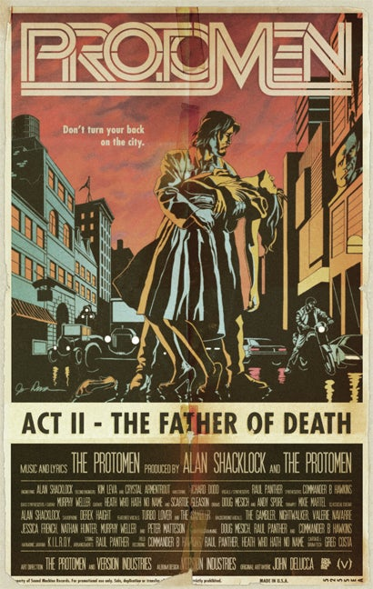 Sound Machine Records Act Ii Movie Poster