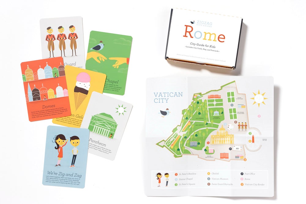 Image of ROME City Guide