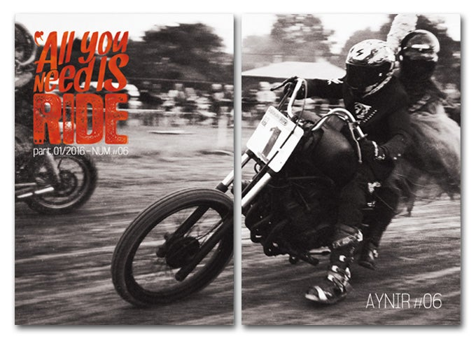 Image of All You Need Is Ride #6