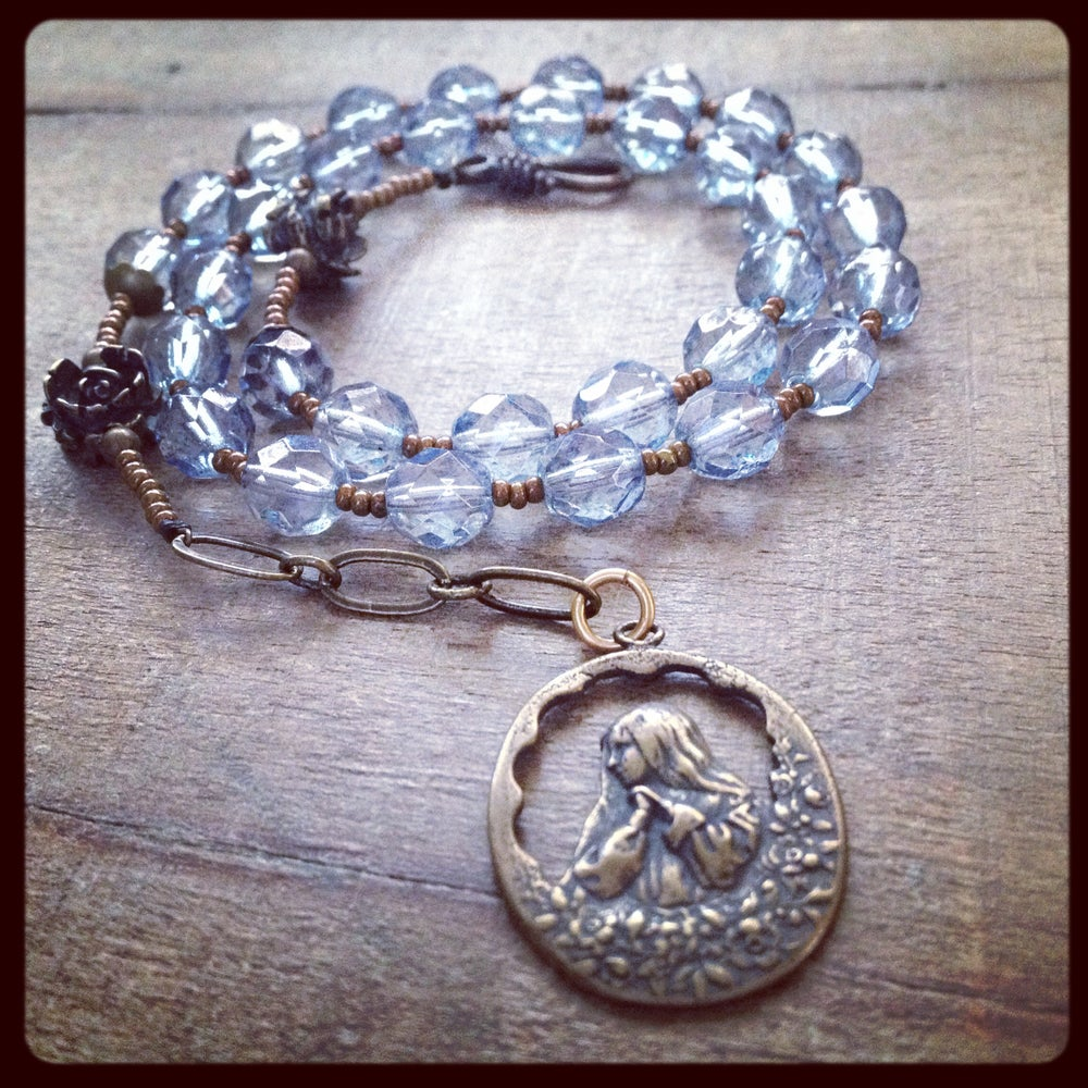 Image of MOTHER MARY Necklace