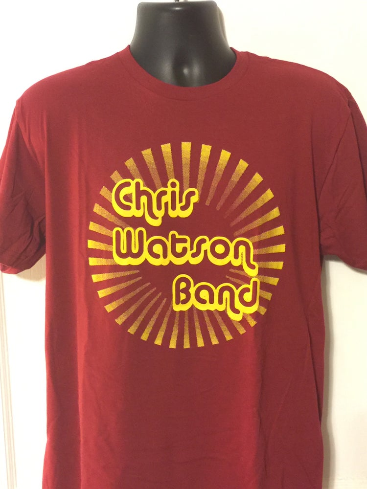 Image of Red CWB Shirt