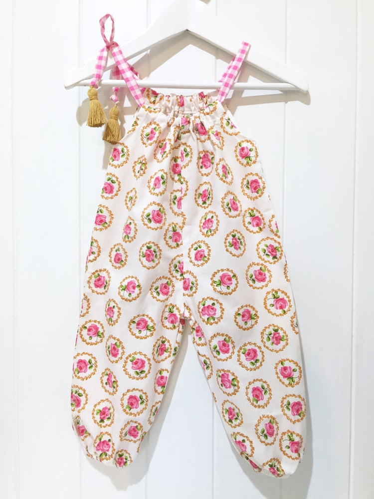 Image of Cameo Rose - Jumpsuit