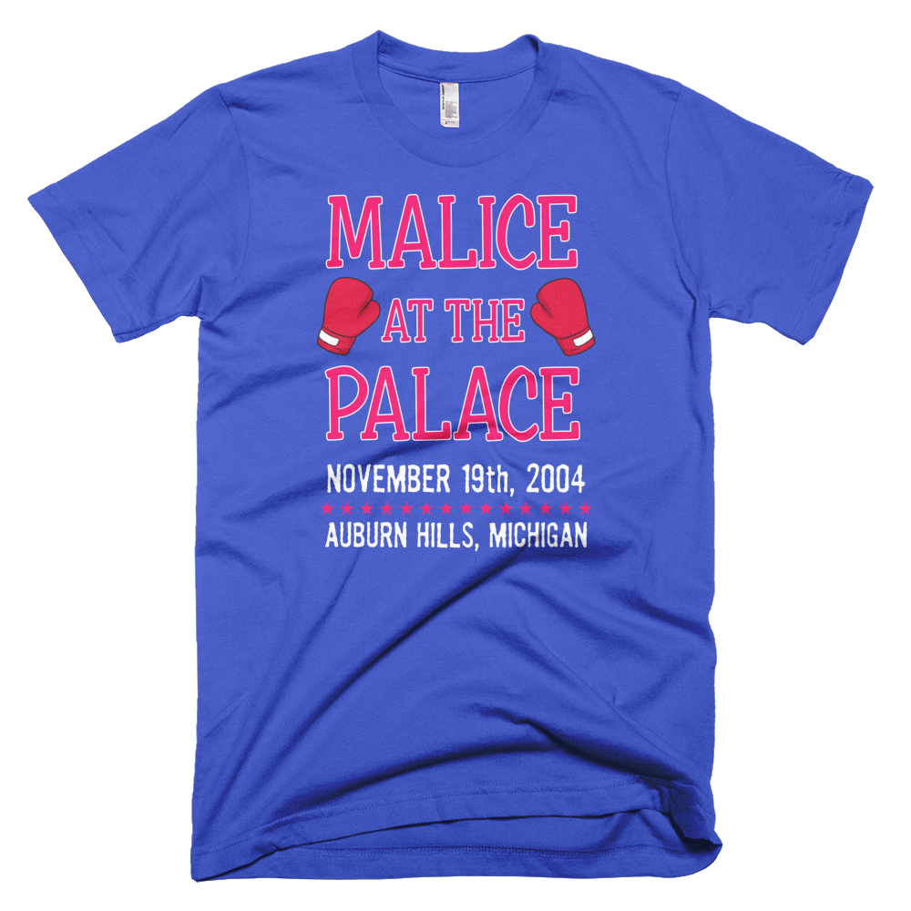 Image of MALICE AT THE PALACE
