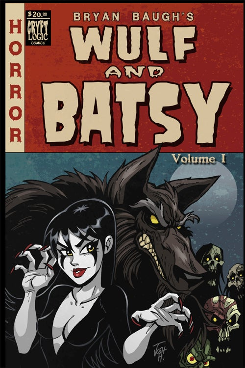 Image of Wulf and Batsy: Volume One