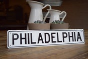 Image of Philadelphia Neighborhood Sign