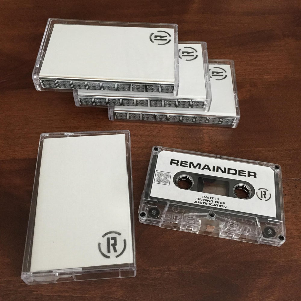 Image of Remainder 3 song demo tape