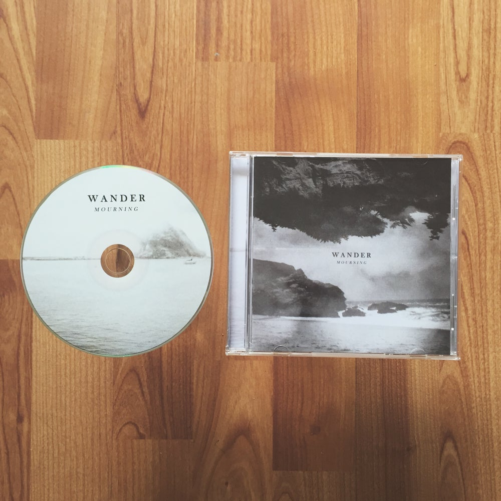 Image of Wander - Mourning CD