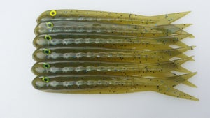 Image of #05 MUD CAT SHAD ULTIMATE SHAD 6 COUNT*