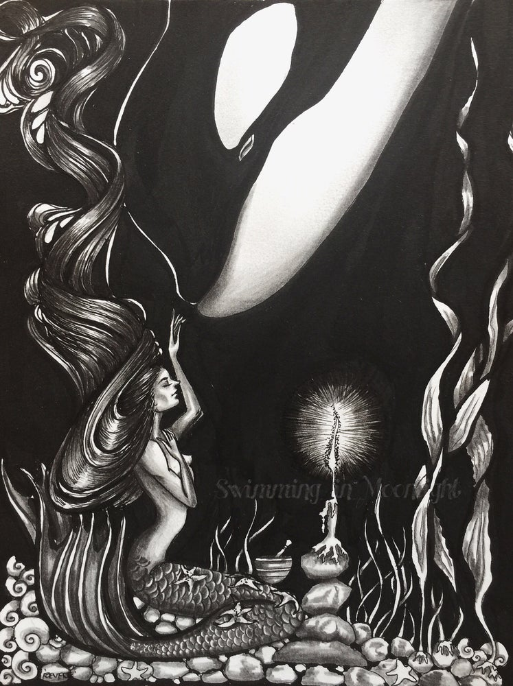 Image of Reverence ~ Archival Print
