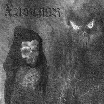 "Image of Xasthur ""Nocturnal Poisoning""  2002"