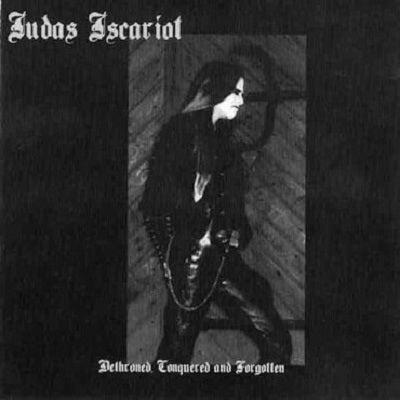 "Image of Judas Iscariot ""Dethroned Conquered & Forgotten""  2001"