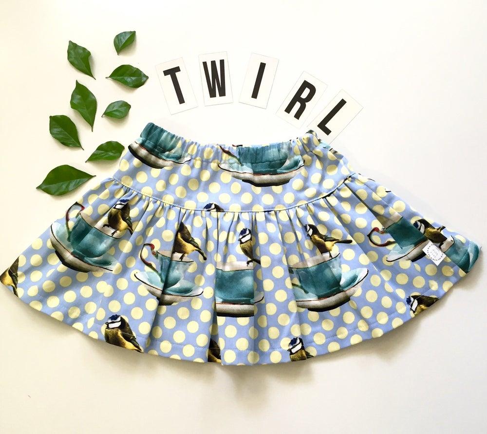 Image of Little birdie twirly skirt