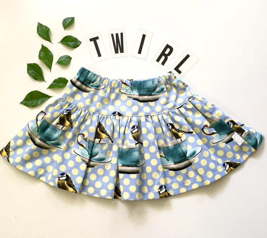 Image of Little birdie twirly skirt
