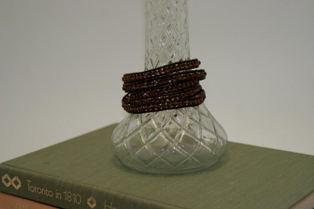 Image of Little Farm Designs~ 5 Wrap Bracelet