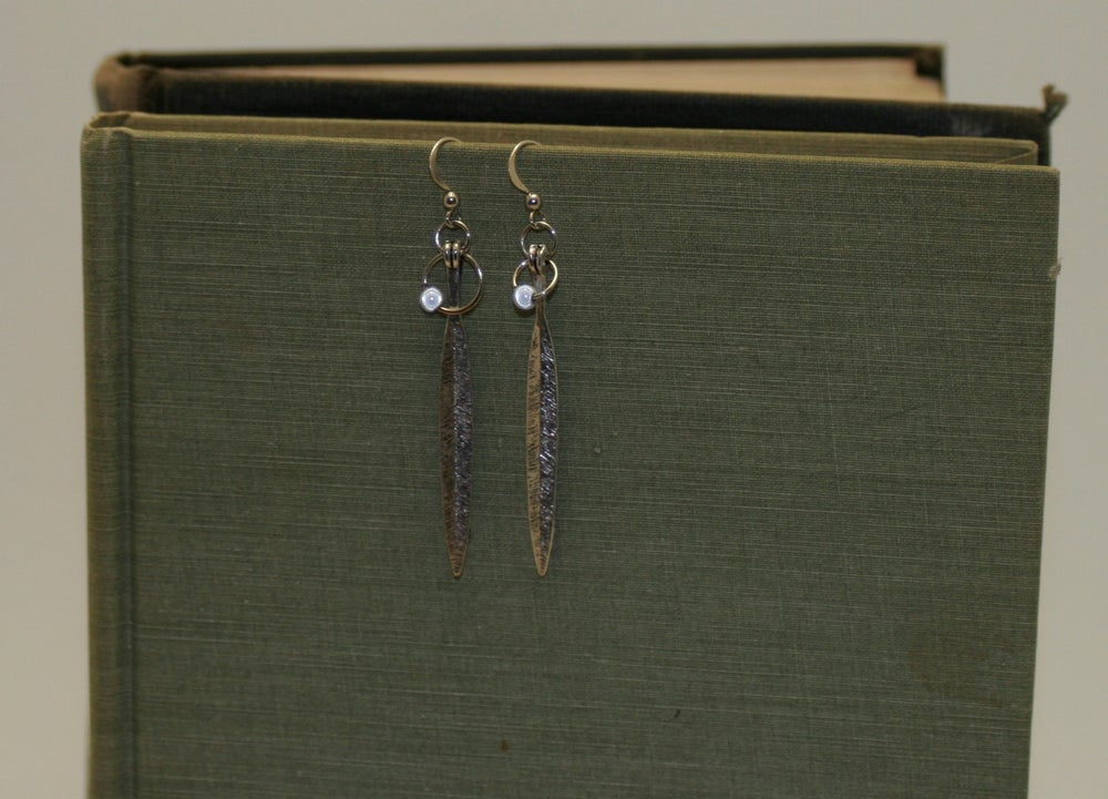 Image of Mj Bijoux ~ Spear Earrings