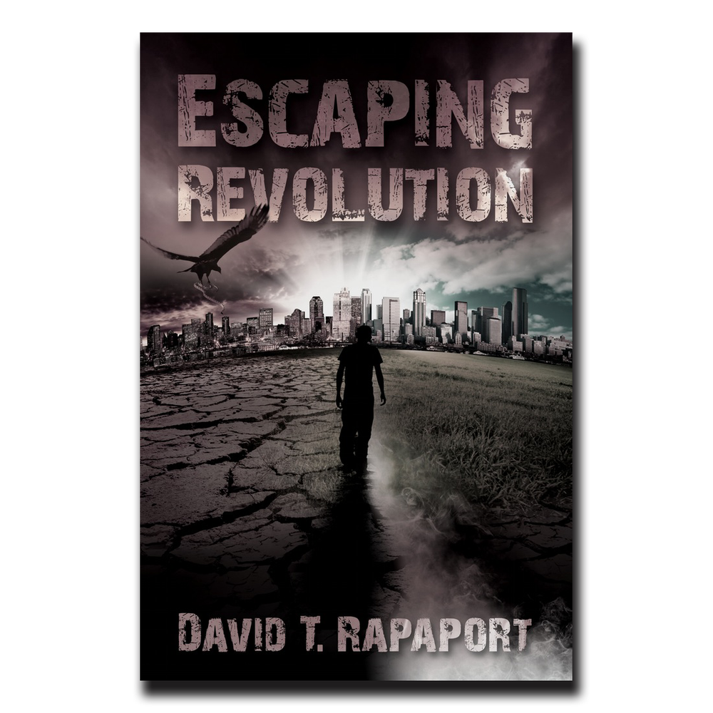 Image of Escaping Revolution - Hard Cover Book by David