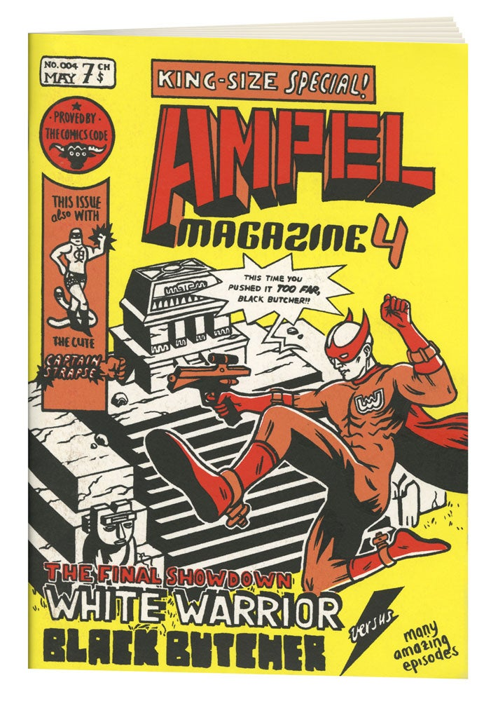 Image of Ampel Magazin #4