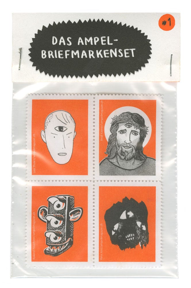 Image of Briefmarkenset 1