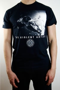 Image of Kyle O'Reilly 'Violent Artist' Range T-Shirt