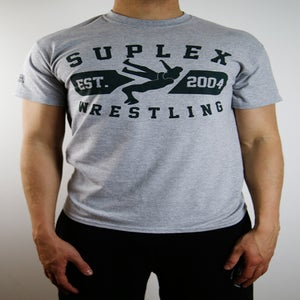 Image of Suplex Wrestling College T-Shirt