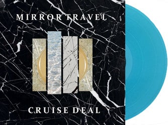 "Image of Mirror Travel ""Cruise Deal"" LP + Download Card"