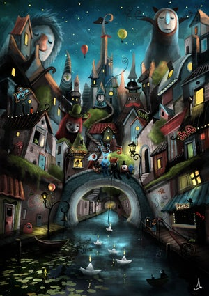 """Pinnacle"" - Alexander Jansson Shop"