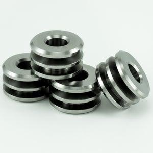 Image of Modular Series Ti Lanyard Bead #M550