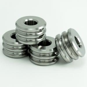 Image of Modular Series Ti Lanyard Bead #M510