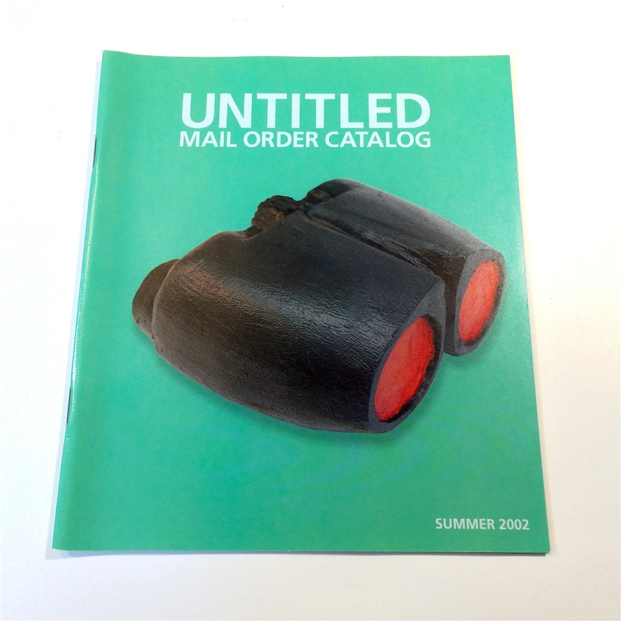 Image of Untitled Project: Untitled Mail Order Catalog