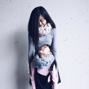Image of MINI COLLECTIVE- Infinity Scarf