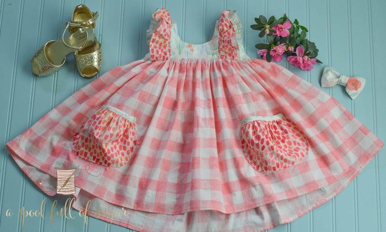 Image of Barbara Bunny Dress