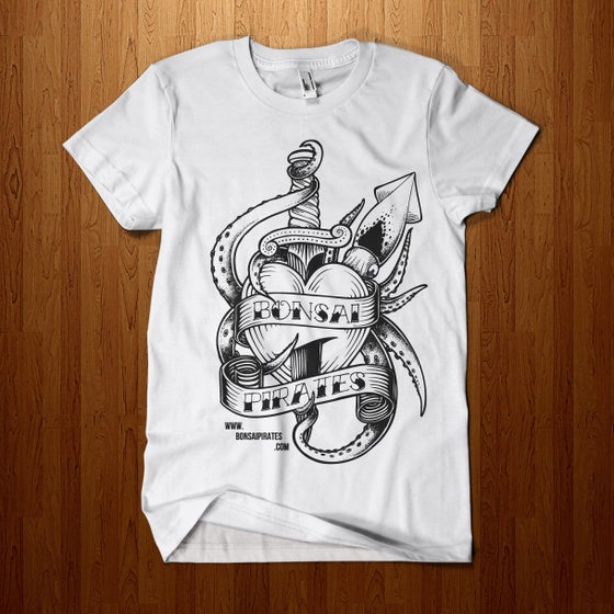 Image of The Kraken T Shirt