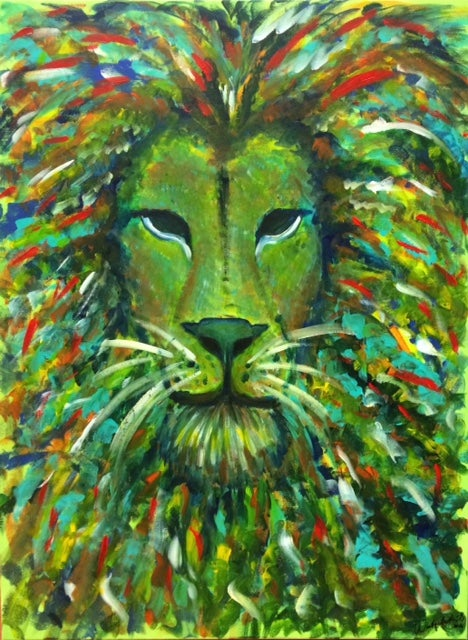 "Image of ""Jungle King"" Prints"