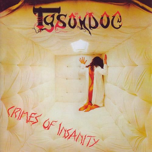 Image of CRIMES OF INSANITY CD