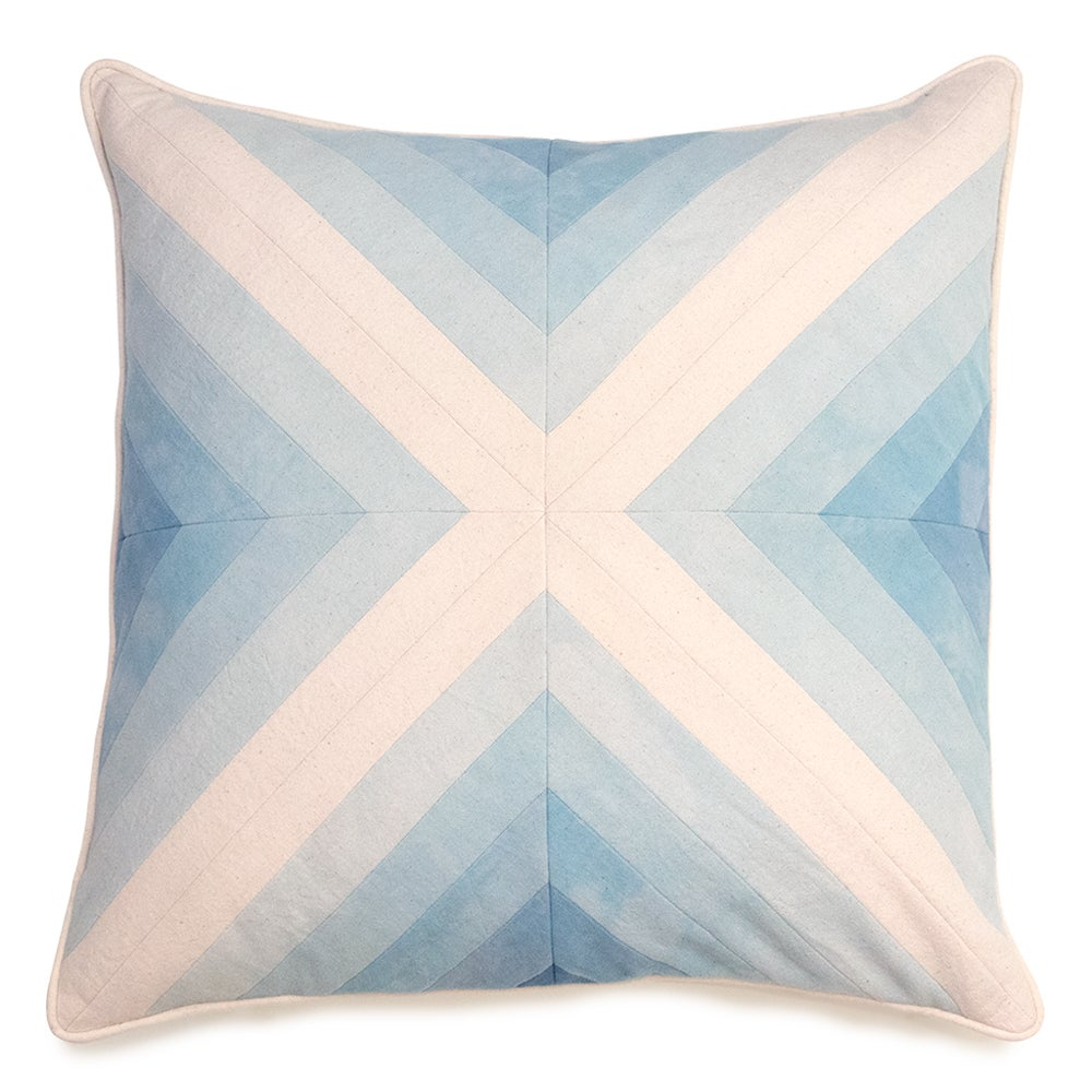 Image of Apex Pillow - Blue I
