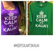Image of Keep Calm It's Kaua'i